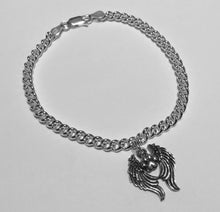 "Load image into Gallery viewer, A ""Paws in Heaven"" Charm Bracelet"