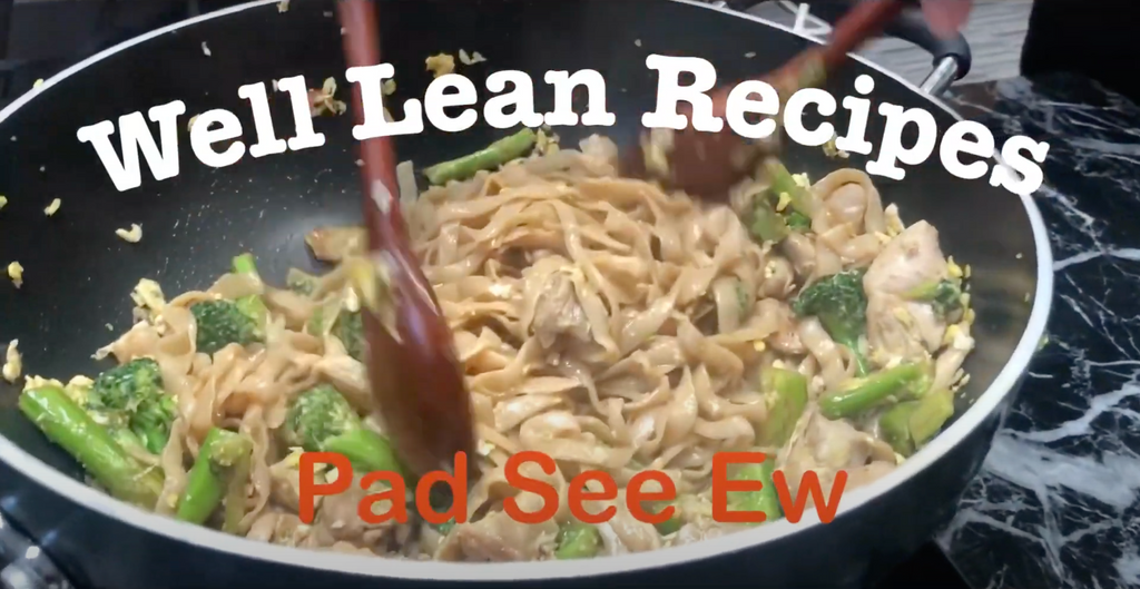Quick & Easy - Chicken Pad See Ew