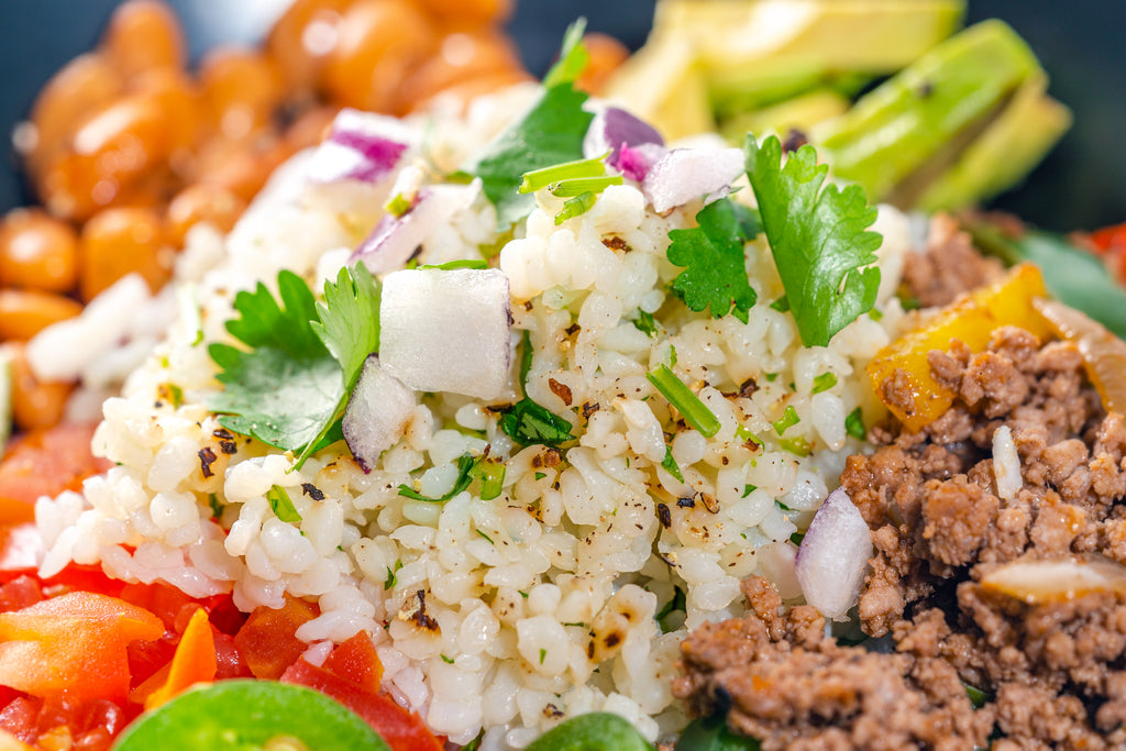 Well Lean Chipotle Bowl