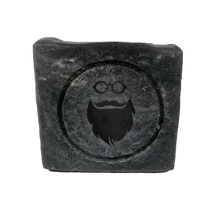Charcoal Mint Beard Shampoo Bar - 100% Natural – Cleanse & Nourish