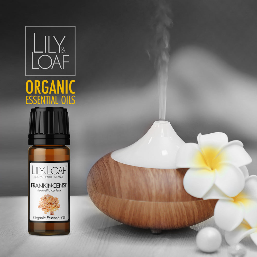 Frankincense - Organic Essential Oil