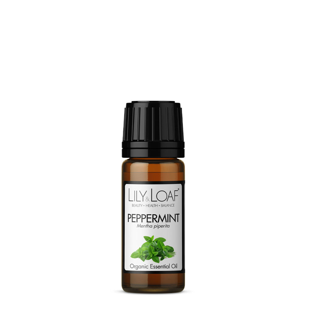 Peppermint - Organic Essential Oil
