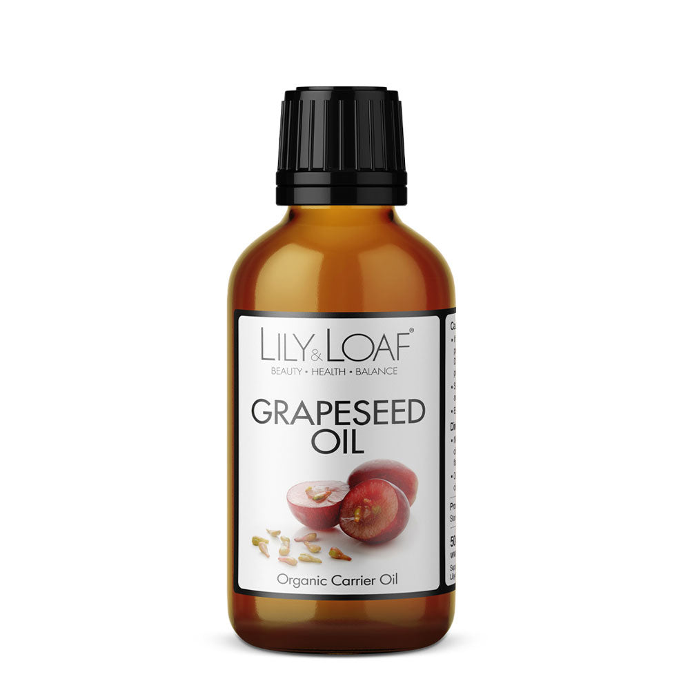 Grapeseed Carrier Oil - Organic