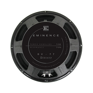 12 inch Eminence Mick Thomson Signature Replacement Speaker Eminence Speaker Impulse Response