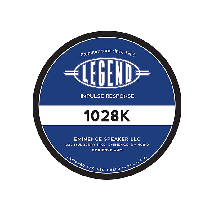 Legend™ 1028K Impulse Response