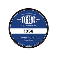 Load image into Gallery viewer, Eminence Legend Impulse Response Package - 10 Speakers, 70 IRs