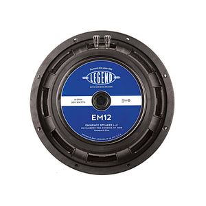 12 inch Eminence Lead / Rhythm Guitar Replacement Speaker Eminence Speaker Basket
