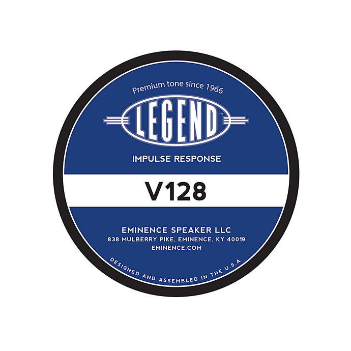 Legend™ V128 Impulse Response