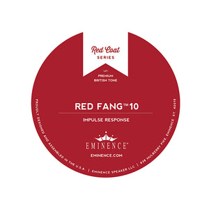 Red Fang™ 10 Impulse Response