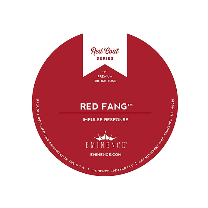 Red Fang™ Impulse Response