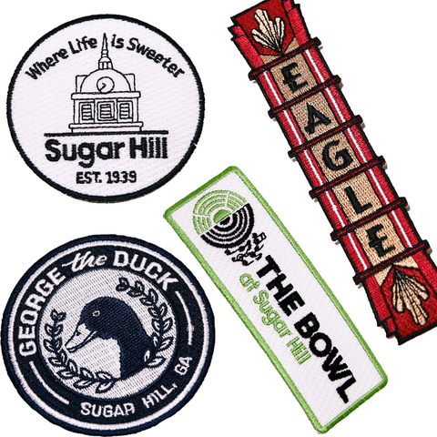 Sugar Hill Patch Bundle