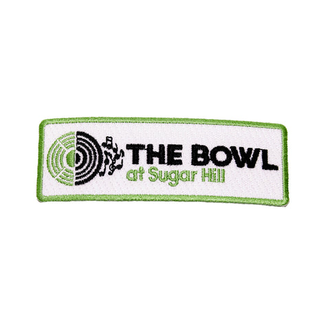 The Bowl at Sugar Hill Logo Patch
