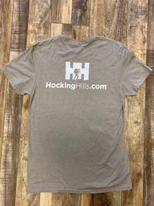 Hocking Hills Camping Tent T-shirt