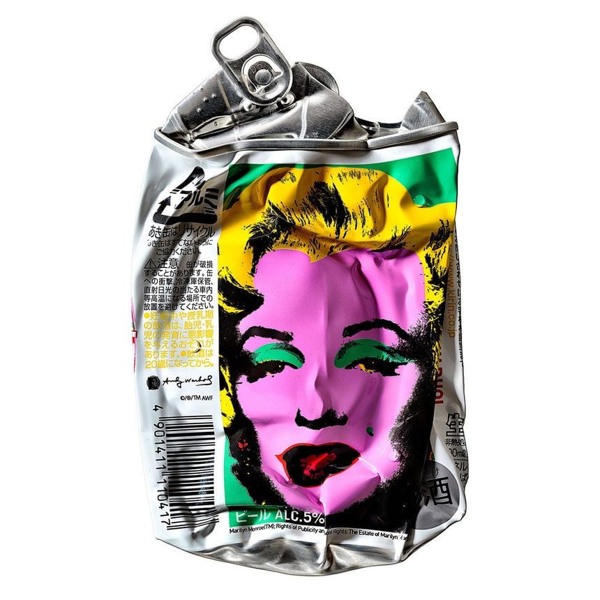 Marilyn 1 Cans
