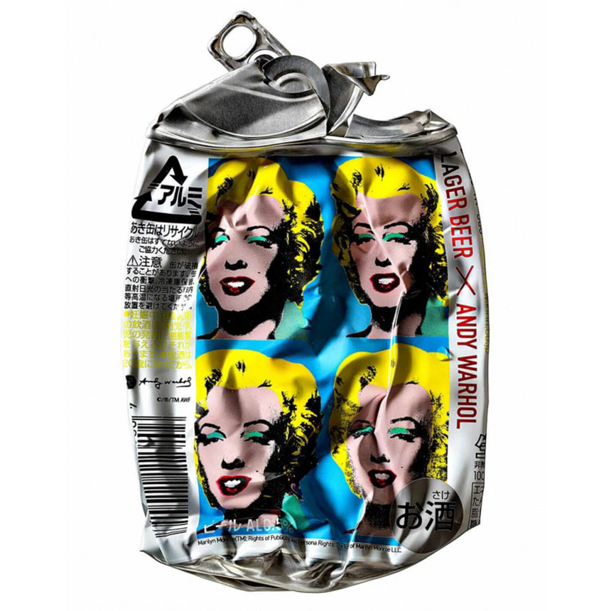 Marilyn 2 Cans