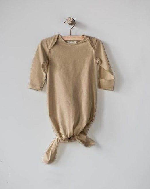 The Sleep Gown  Camel  | The Simple Folk