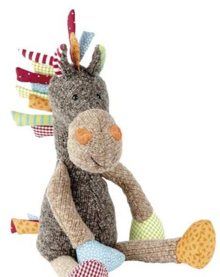 Patchwork Sweety Horse | sigikid | Cotton