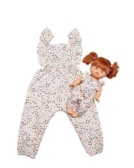 Minikane  MAYA cotton jumpsuit Nina