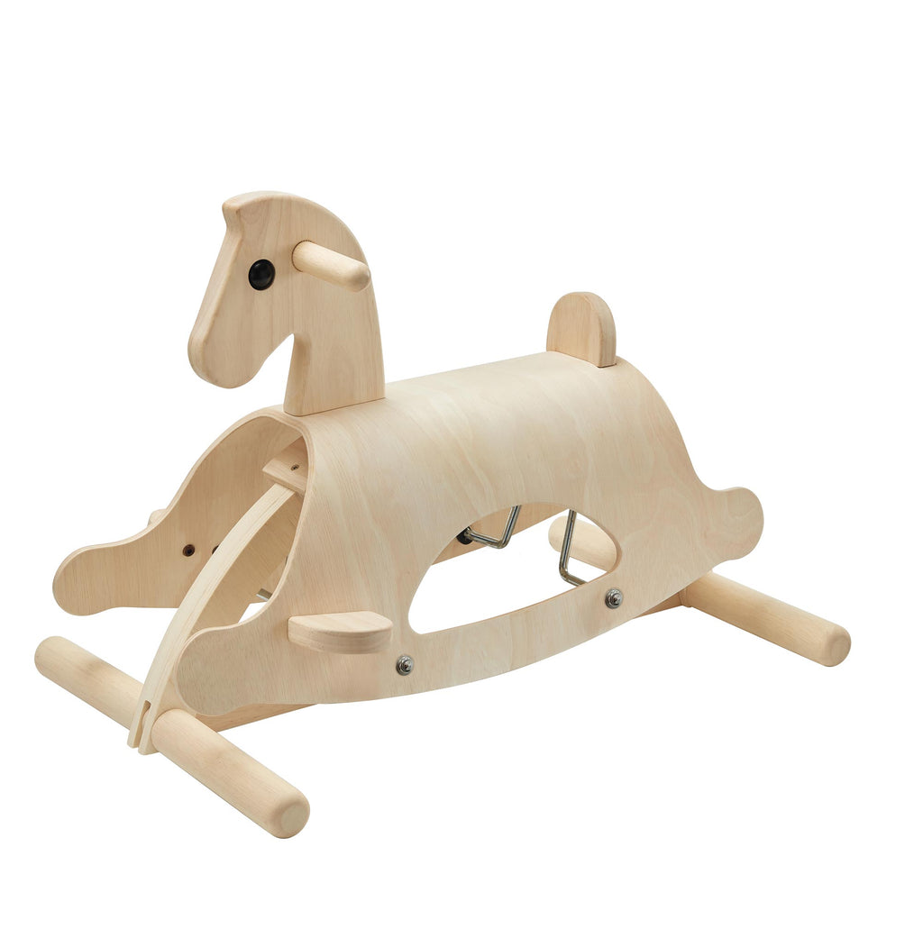Lusitano Rocking Horse by PlanToys