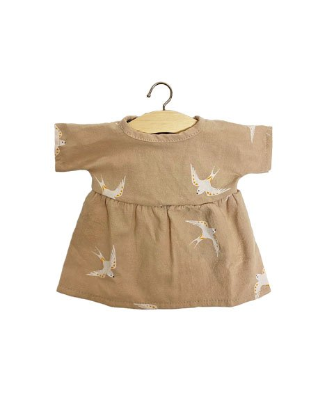 Minikane Hirondelle cotton dress