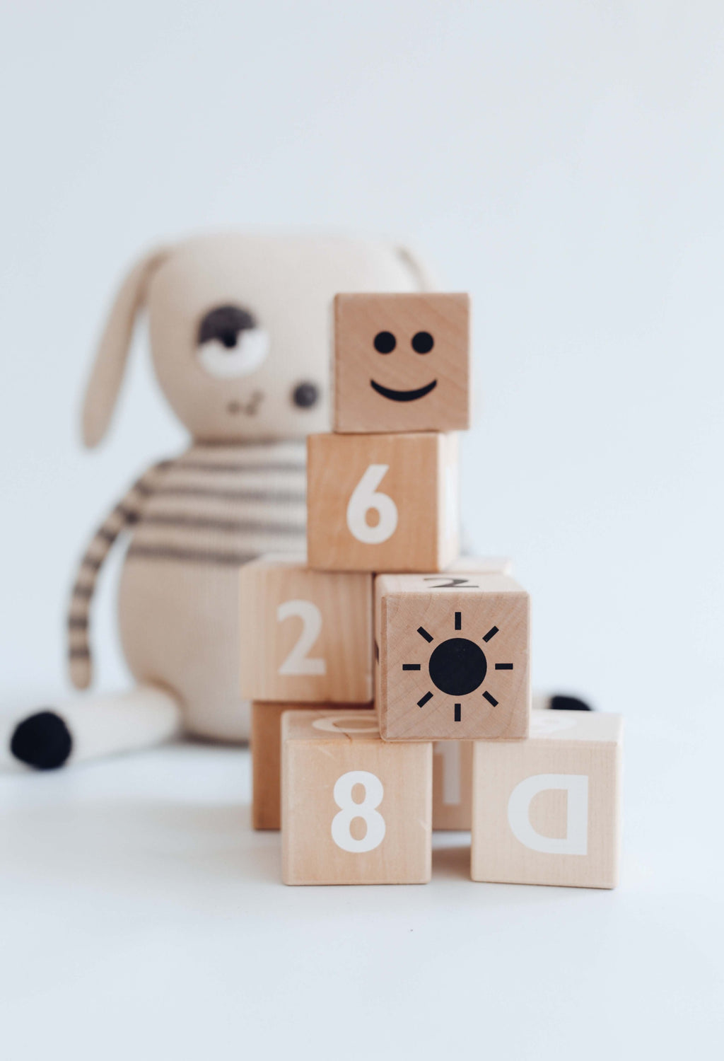 Numbers Block | wooden blocks