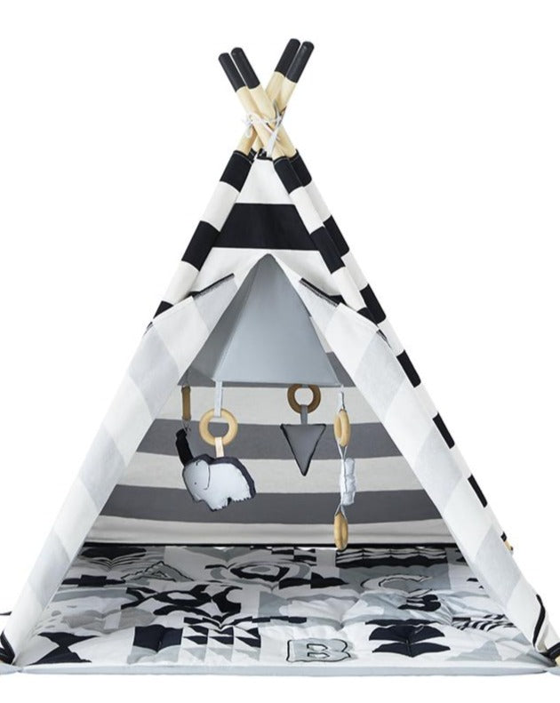 abc baby activity teepee