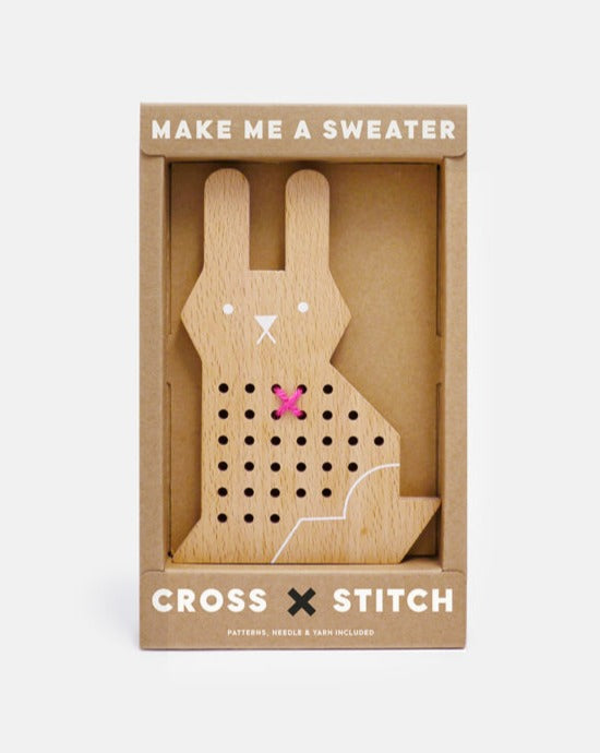Make Me a Sweater Bunny Rabbit