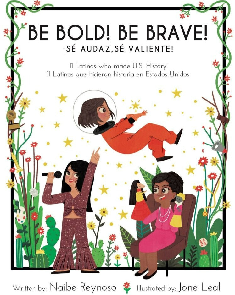 Be Bold Be Brave | Kids book