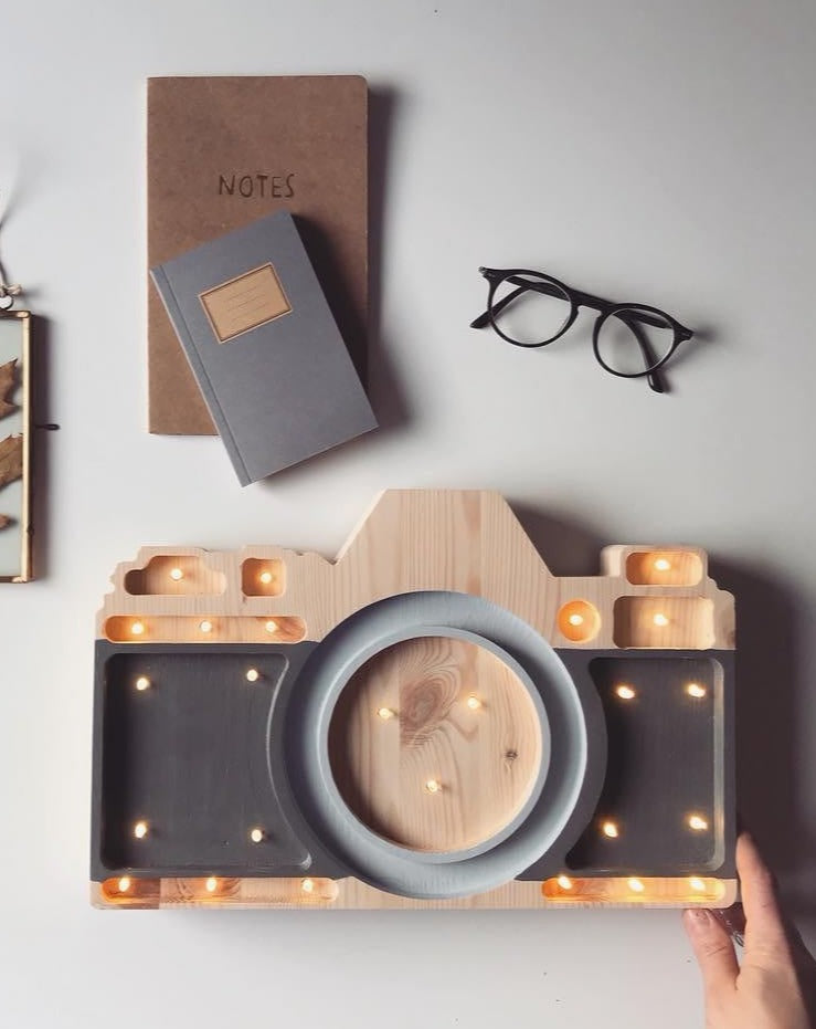 Little Lights Camera Lamp