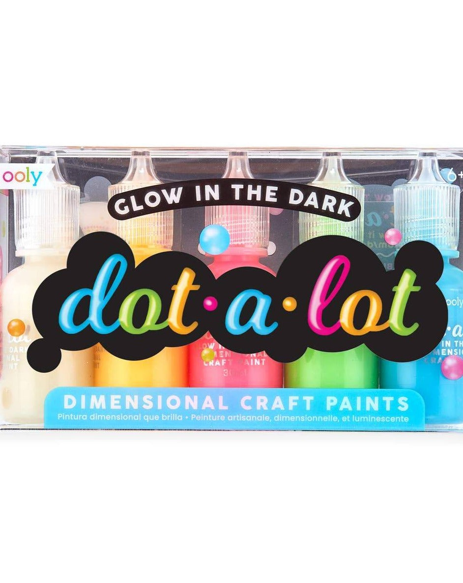 Dot A Lot Dimensional Craft Paint  | OOly
