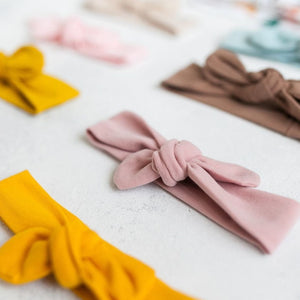 Baby Doll Cotton Headband
