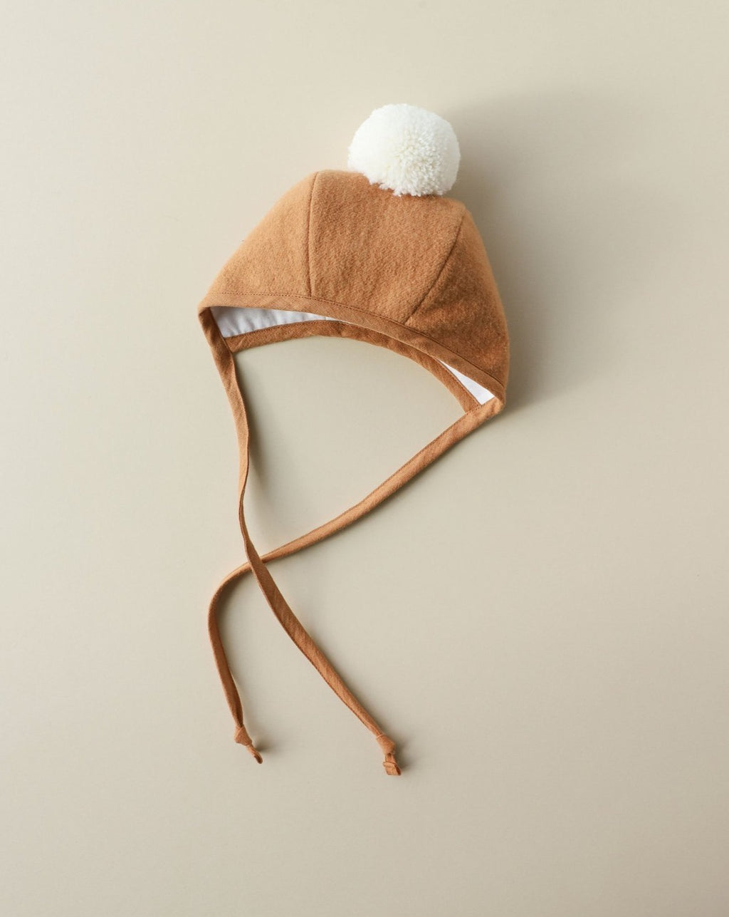 Pom Bonnets Briar Baby Camel and Saddle