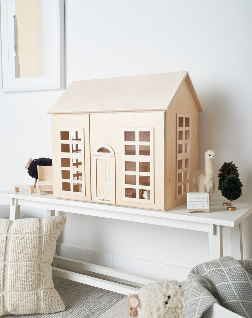 Hudson Dollhouse | Milton and Goose