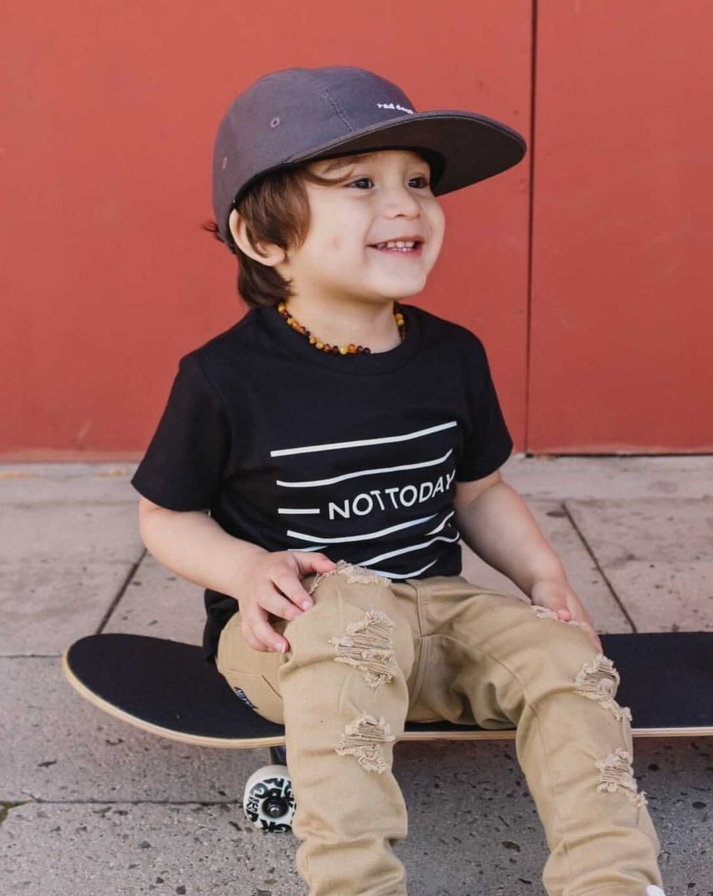 Rad Days Ahead Five | Kids hat