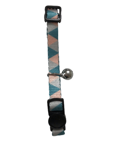 CAT COLLAR - TRIANGLE SHAPE PATTERN