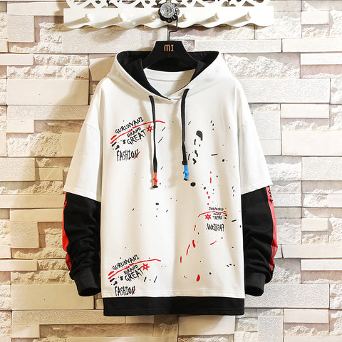 Graphic Design Hoodie
