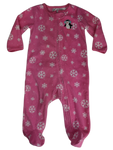 Pre-loved, Used, Secondhand, Babies, 00, Carter's, romper, Excellent, Pink, Winter, Babies Size 00