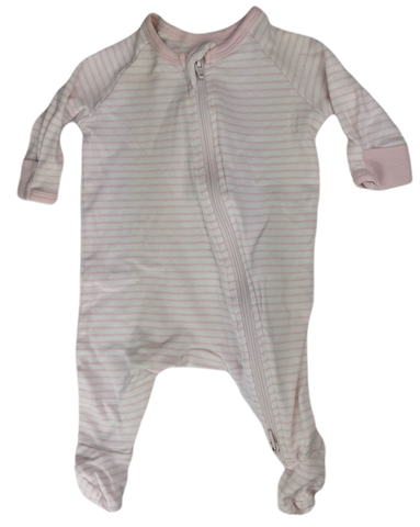 Pre-loved, Used, Secondhand, Babies, 0000, Cotton On Kids, romper, Good, Pink, Essential, Babies Size 0000