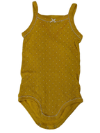 Pre-loved, Used, Secondhand, Babies, 000, Petit Bateau, romper, Excellent, Yellow, , Babies Size 000