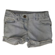 Pre-loved, Used, Secondhand, Babies, 2, Target, shorts, Excellent, Blue, Denim, Babies Size 2