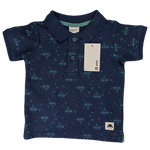 New, Babies, 00, Target, polo shirt, New with tags, Blue, Spring, Autumn, Babies Size 00