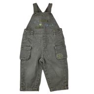 Pre-loved, Used, Secondhand, Babies, 1, KingKow, overall, Excellent, Green, Animals, Babies Size 1