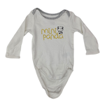 Pre-loved, Used, Secondhand, Babies, 0000, H&M, romper, Good, White, Animals, Essential, Daycare, Babies Size 0000