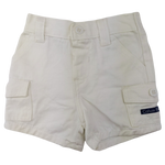 Preloved, Used, Secondhand, Babies, 00, Calvin Klein, shorts, Excellent, White, Stylish, Summer, Babies Size 00, Baby