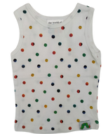 Preloved, Used, Secondhand, Babies, 00, The World of Eric Carle, top, Excellent, White, Summer, Babies Size 00, Baby