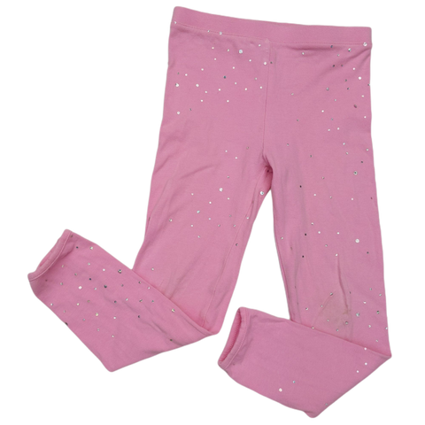 Preloved, Used, Secondhand, Girls, 5, Kids & Co, leggings, Excellent, Pink, Essential, Party, Girls Size 5,