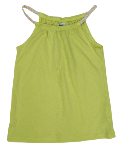 Preloved, Used, Secondhand, Girls, 3, OshKosh, top, Fair, Yellow, Summer, Daycare, Beach, Essential, Girls Size 3,