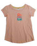 Pre-loved, Used, Secondhand, Girls, 7, Unbranded, t-shirt, Fair, Pink, Daycare, Summer, Girls Size 7
