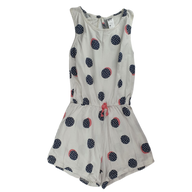 Pre-loved, Used, Secondhand, Girls, 10, Anko, dress, Good, White, Summer, Girls Size 10