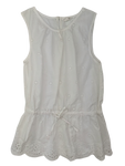 Pre-loved, Used, Secondhand, Girls, 12, Country Road, top, Excellent, White, Winter, Girls Size 12